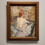 Tableau de Toulouse Lautrec