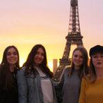 L'équipe PAAM au Trocadéro